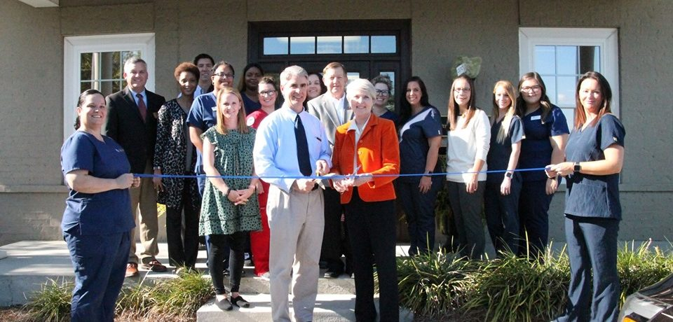 Bulloch Pediatrics Holds Ribbon Cutting
